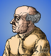 Astrologer Framed Prints - Paracelsus, Swiss Polymath Framed Print by Science Source