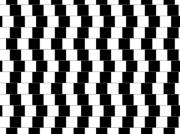 Optical Illusion Art - Parallel Lines by Michael Tompsett