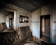 Dilapidated House Photos - Parallel Worlds by Wayne Sherriff