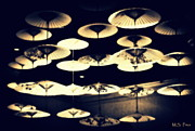 Dining Hall Photos - Parasol by Marysue Price