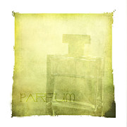 Smelly Posters - Parfum Still Poster by Linde Townsend