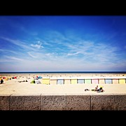 Likeaboss Art - #paris #2012 #hot #blue #sky #seaside by Pic Mania
