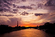 Mircea Costina Photography - Paris at dusk