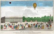 Bastille Framed Prints - PARIS: BASTILLE DAY, c1801 Framed Print by Granger