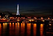 France Photo Originals - Paris by Night by Cabral Stock