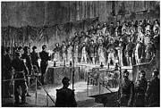 Trial Art - Paris Commune: Trial, 1871 by Granger