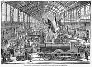 Exhibition Hall Posters - Paris: Exposition Of 1878 Poster by Granger