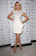 Full Skirt Photos - Paris Hilton At In-store Appearance by Everett