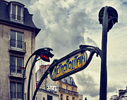 Metro Art Art - Paris Metropolitain by Philip Sweeck