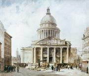 1835 Photos - Paris: Pantheon, 1835 by Granger