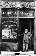 Owner Photo Posters - PARIS: RESTAURANT, 1890s Poster by Granger
