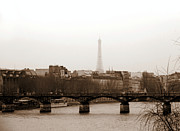 Paris Art - Paris View by Luiz Felipe Castro