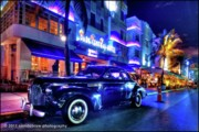 Samdobrow Photography Art - Park Central SoBe by  Samdobrow  Photography