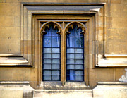 Roberto Alamino Prints - Parliament Window Print by Roberto Alamino