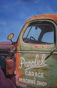 Parolek Wrecker Print by Omar Garza