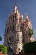 Maschmeyer Prints - Parroquia de San Miguel Print by Gloria & Richard Maschmeyer - Printscapes