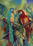 Mary DuCharme - Parrots