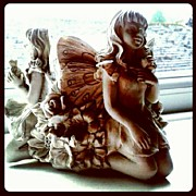 Fantasy Art - Part Of The Collection From My Fairy by Catherine Trett