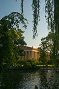 Nashville Tennessee Prints - Parthenon at Nashville Tennessee 11 Print by Douglas Barnett