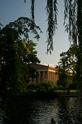 Nashville Tennessee Prints - Parthenon at Nashville Tennessee 14 Print by Douglas Barnett