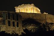 Parthenon Athens Print by Bob Christopher