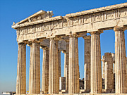 Parthenon Photos - Parthenon by Linda Pulvermacher