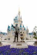 Magic Kingdom Photos - Partners by Greg Fortier