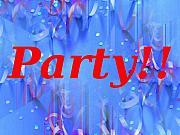 Confetti Prints - Party Print by Tim Allen