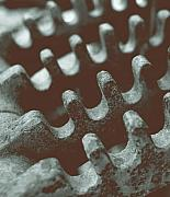 Surreal Photos - Passing Gears by Steven Milner
