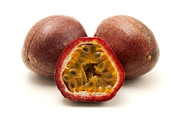 Passionfruit Metal Prints - Passion fruits Metal Print by Fabrizio Troiani