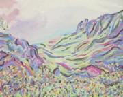 Suzanne  Marie Leclair - Pastel Landscape