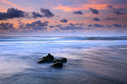 Pastel Photo Originals - Pastel Tides by Mike  Dawson