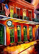 Pat O Briens Bar Print by Diane Millsap