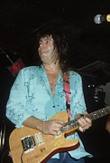 Rich Fuscia Art - Pat Travers by Rich Fuscia