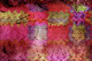 Vivid Colors Mixed Media - Patchwork Promises by Bonnie Bruno
