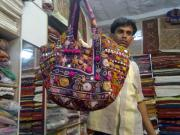 Santosh Rathi - Patchwork Tribal Bags