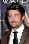 Dempsey Posters - Patrick Dempsey At Arrivals For Ny Poster by Everett