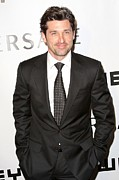 Dempsey Framed Prints - Patrick Dempsey At Arrivals For Whitney Framed Print by Everett
