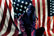The White Stripes Photos - Patriotic Thoughts by David Patterson
