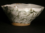 Pattern Ceramics - Patterned Bowl by Shayna Holden