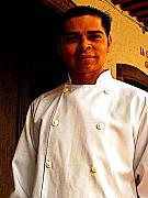 Waiter Photos - Patzcuaro Waiter Smiling by Olden Mexico