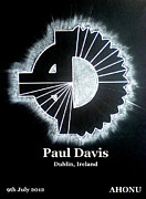 Mayan Paintings - Paul Davis by Ahonu