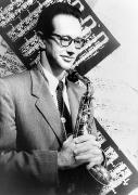 Jazz-man Posters - Paul Desmond (1924-1977) Poster by Granger