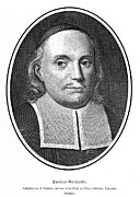 Clergy Photo Prints - Paul Gerhardt (1607-1676) Print by Granger