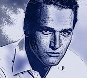 Otis Porritt - Paul Newman-blue Eyes