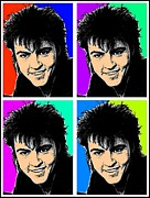 Otis Porritt - Paul Young Pop-art