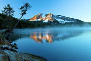 Adam Jewell - Paulina Peak In Paulina Lake