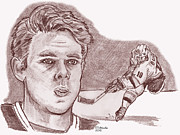 Chris  DelVecchio - Pavel Bure- Russian...