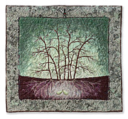Butterfly Tapestries - Textiles Originals - Pawpaw by Lorraine Roy
