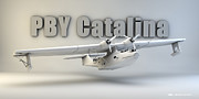 Cinema 4d Prints - PBY Catalina Print by Dale Jackson